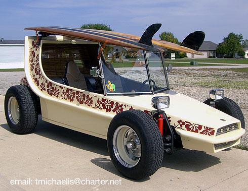 Custom Dune Buggy