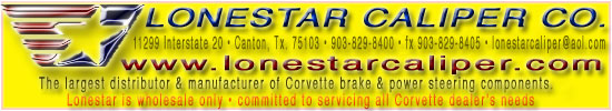 Lonestar Calipers