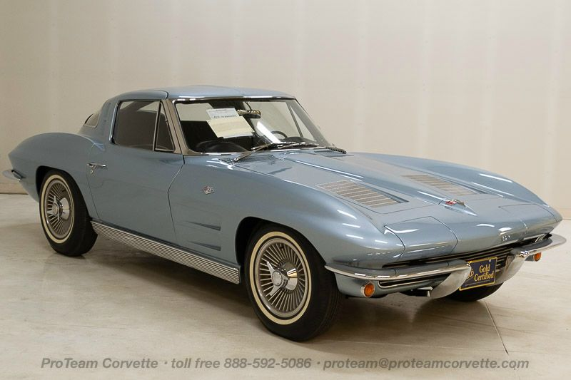 Terry's War Chest • Classic Corvettes