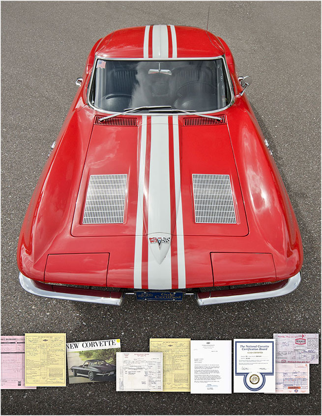 1963 Z06 Split Window Coupe | Corvette for Sale