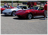 ProTeam hosts Classic Car Clubs from everywhere!