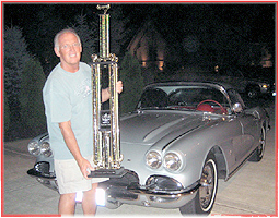 Corvettes awrd winners