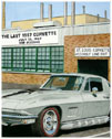 Corvette, Corvettes watercolor art by D Forrester