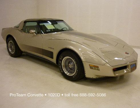 1982 collector edition corvette. Black Bedroom Furniture Sets. Home Design Ideas