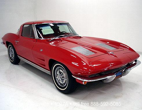 Classic Corvette For Sale 1963 1027A