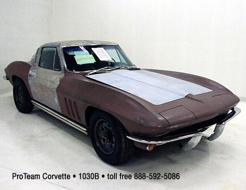 1965 Corvette For Sale >> Classic Corvette For Sale 1965 1030b
