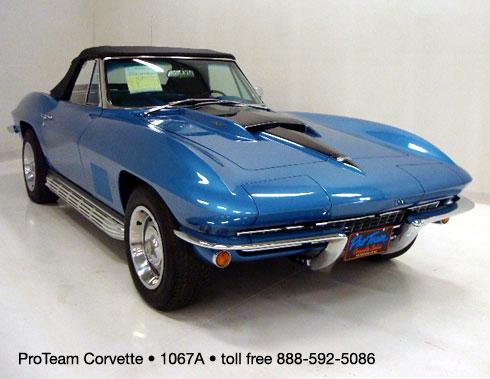 Classic Corvette For Sale 1967 1067A