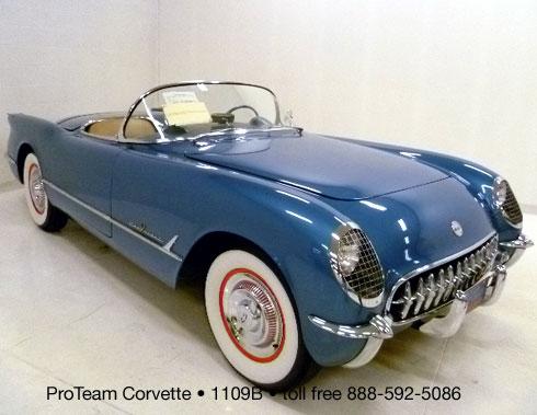 Classic Corvette For Sale 1955 1109B