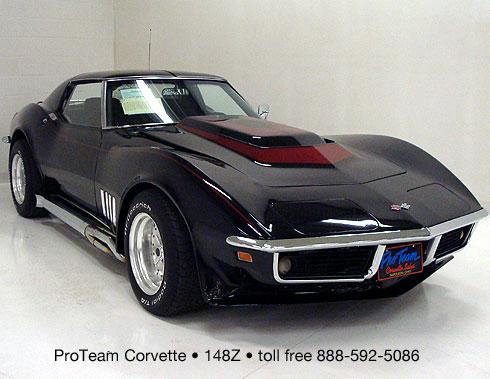 ProTeam Classic Corvettes 1968 • 148Z