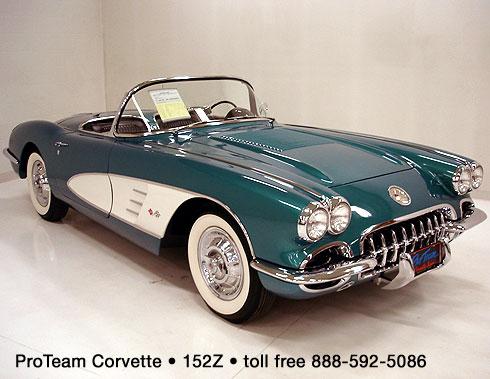 Illinois vintage corvette dealers