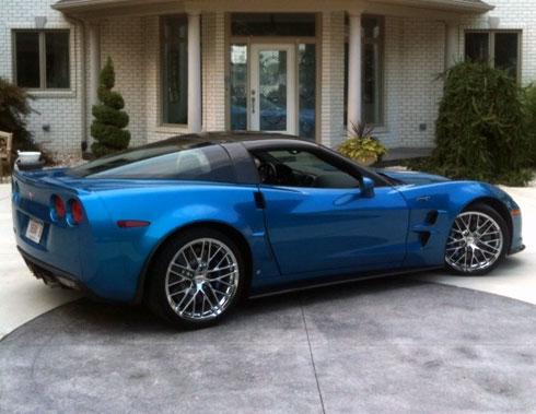 classic corvette for sale 2010 zr1. Black Bedroom Furniture Sets. Home Design Ideas