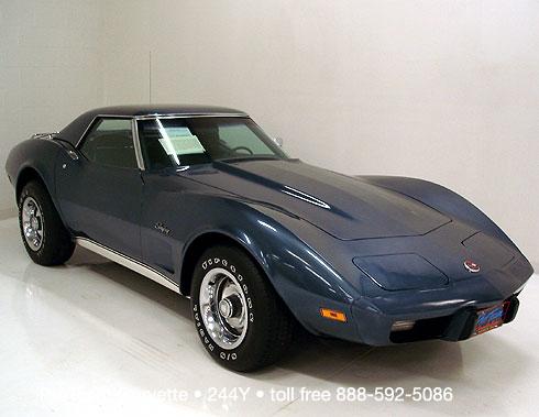 Proteam Classic Corvettes 1975 244y